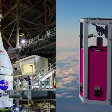 IPN y NASA en misión espacial