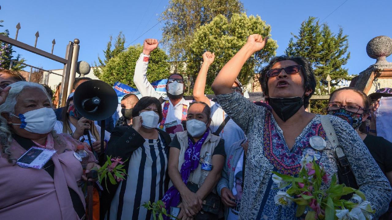 Juan N feminicida de Fátima condenado