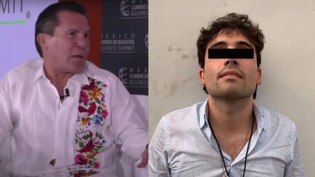 """JC Chávez y la liberación de Ovidio: """"Lo que hizo el Presidente es lo más correcto"""""""