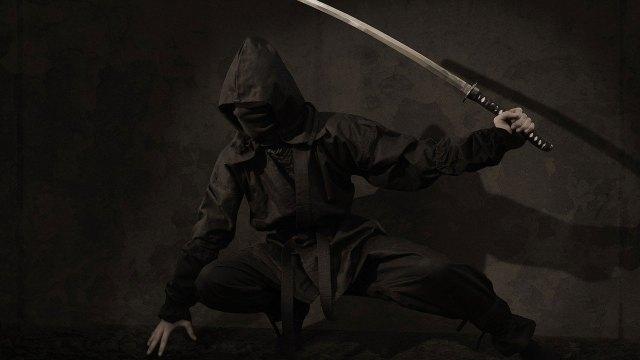 Ninja ataco a soldados de Estados Unidos