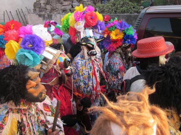 Los descendientes de los esclavos de Africa traidos a Veracruz de Ghana,  Costa Marfil,  Togo y Sierra Leona tendrán su semana de carnaval.