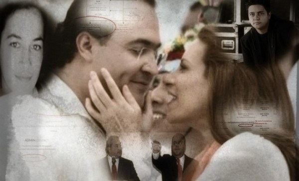 Javier Duarte y Karime Macías cómplices en el manejo de recursos públicos