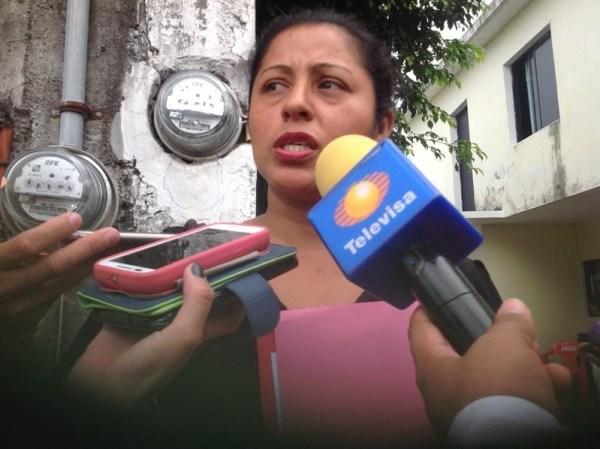Taide Griselda Pavón Moguel exige justicia en torno a la muerte de Juan Mendoza Delgado