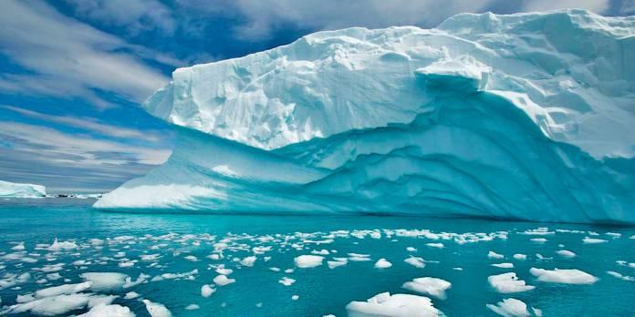 Resultado de imagen para antártida calentamiento