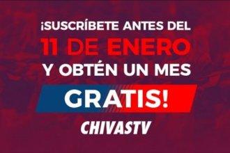 Anuncio de Chivas