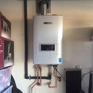 Tankless Water Heater Installation El Cajon Ca