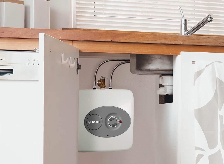 8 best under sink hot water heaters