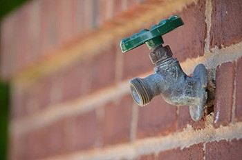 time to replace or repair your leaking outdoor faucet the plumbing source