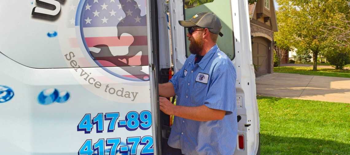 Main Sewer Line - Sewer Cleaning Springfield Missouri