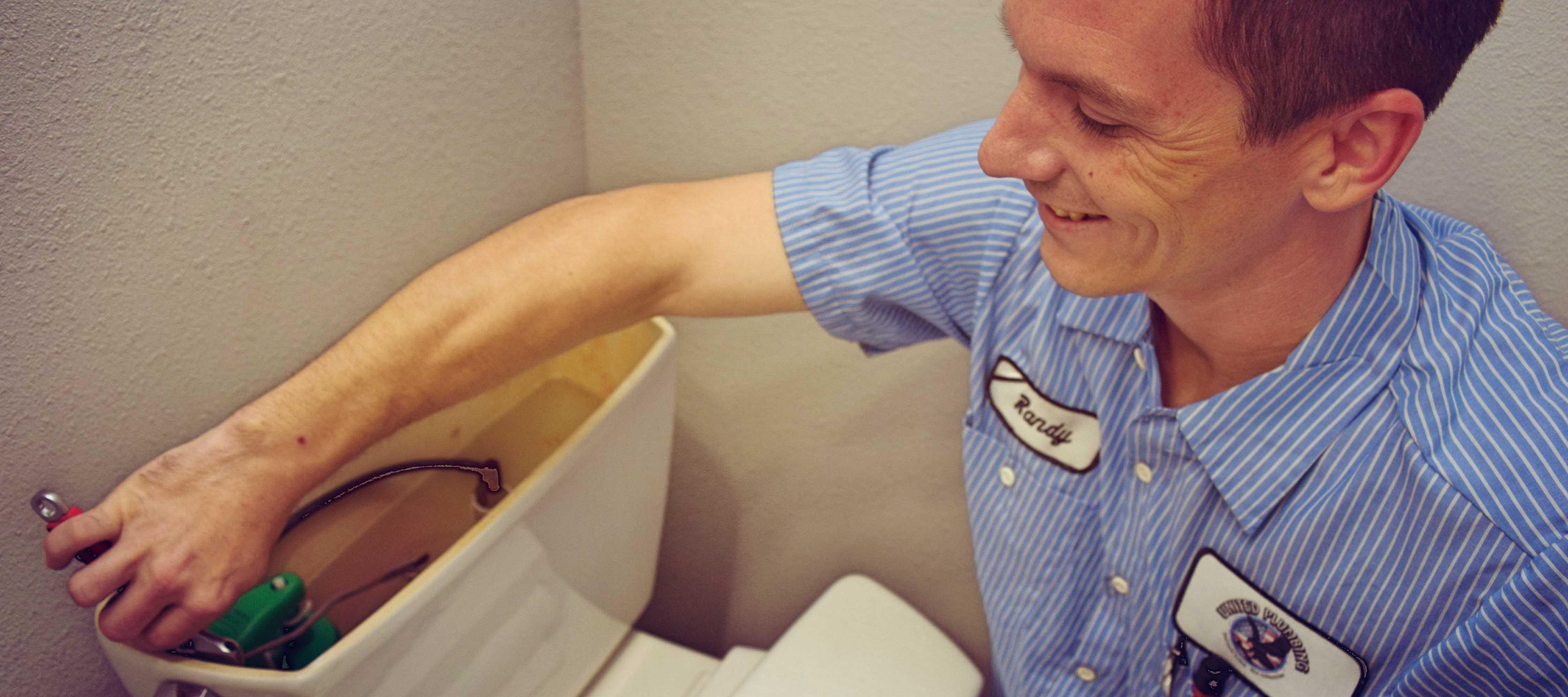 Toilet Repair in Springfield Missouri