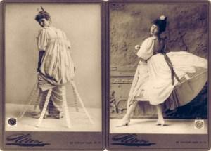 Napoleon_Sarony,_Hoop_skirt,_1893