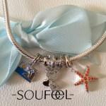 Soufeel Jewelry Charm Bracelets – A Charm For Every Reason! @soufeel