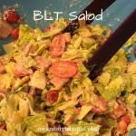 BLT Salad Recipe Day 5 #12DaysOf