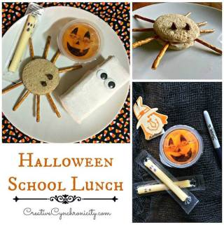 Halloween School Lunch Ideas! Day 8 #12DaysOf