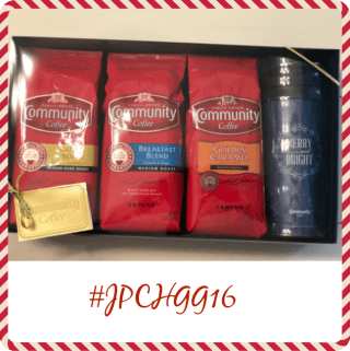 Community Coffee ® Holiday Gift Set #JPCHGG16 #JustPlumCrazy @CommunityCoffee