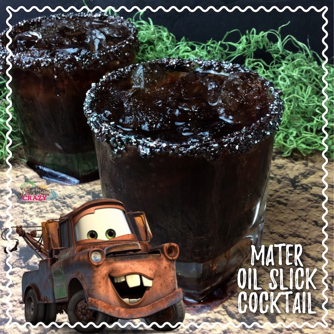Mater Oil Slick Cocktail Recipe