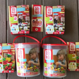 Tutti Frutti Dough – Scented Dough for Your Child To Play and Create