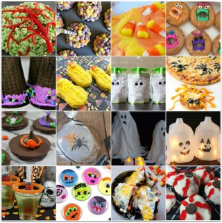 30 Halloween Crafts and Recipes