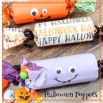 Halloween Poppers Craft