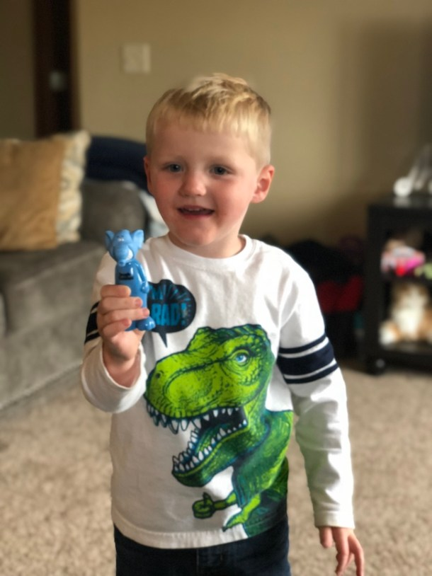 Brush Buddies is a way to get your kids excited about brushing their teeth. I have to say they are winners for sure, and the kids enjoyed them!