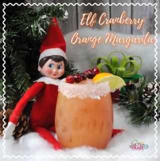 Elf Cranberry Orange Margarita Recipe