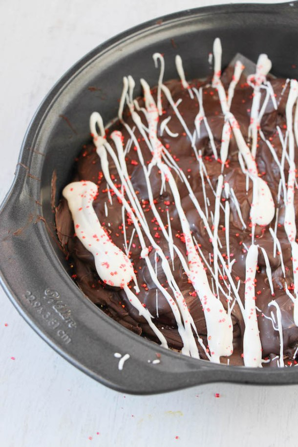Welcome to day 3, January 3rd of our daily National Food Day recipes. Today we have aChocolate Covered Cherry Cordial Bark Recipe since it's National Chocolate Covered Cherries day!