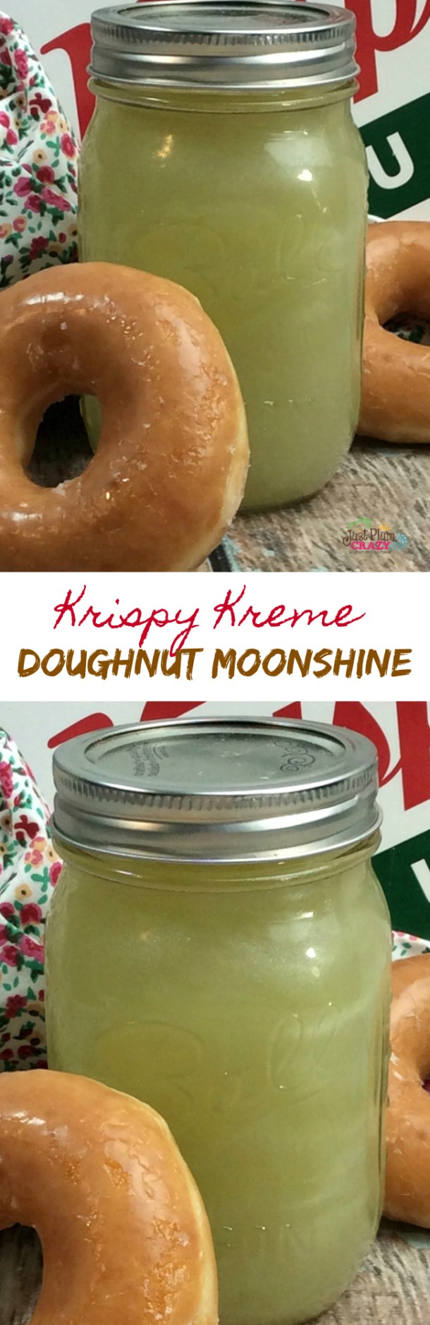 Krispy kreme glazed doughnut moonshine recipe just plum crazy its national glazed doughnut day and we have a krispy kreme glazed doughnut moonshine recipe for forumfinder Choice Image