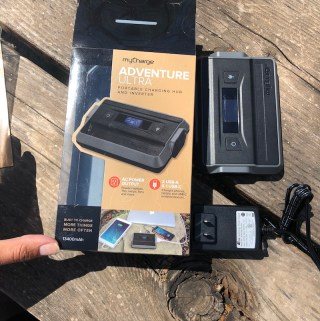 Staying Charged When Camping Isn't a Problem With MyCharge Adventure Ultra