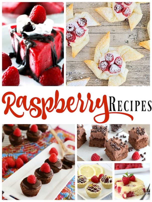 Just in time for summer, National Raspberry Cake Day is here. How about a lava cake with raspberries? Check out some of our favorite raspberry recipes.