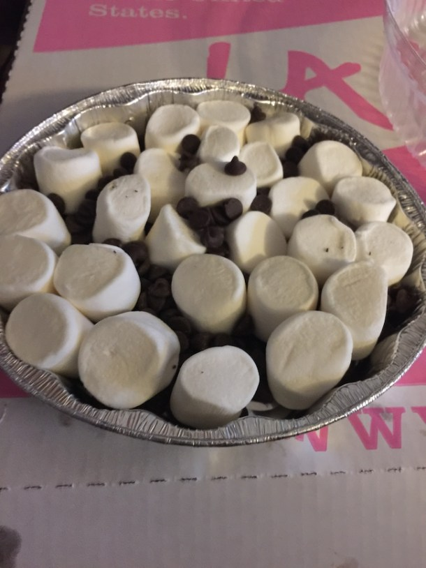 Whether you are looking for an easy dump cake recipe, s'mores cobbler, or chocolate s'mores cake, I think the S'mores Dump Cake recipe fits the bill for all of the above.