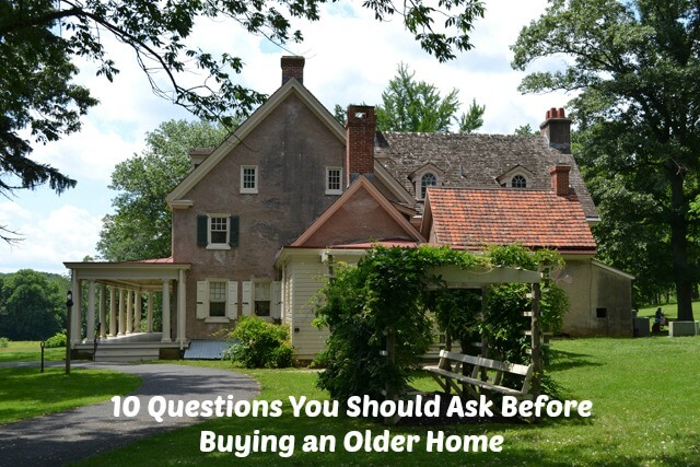 Questions Ask When Buying House