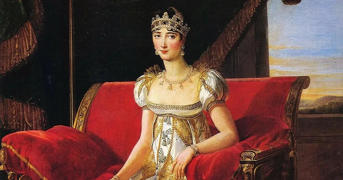Pauline Bonaparte, la Vénus de l'Empire – Flora Fraser