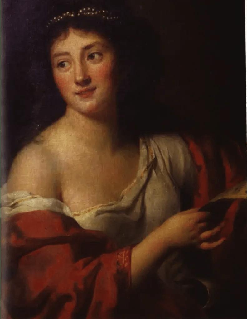 Thérésia Cabarrus, Madame Tallien, peinte par Marie-Geneviève Bouliar