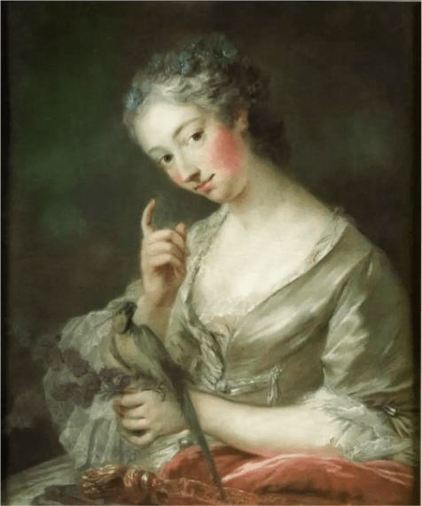 Portrait présumé de Madame de Prie