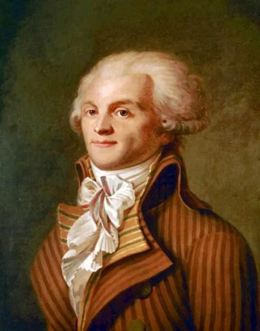Maximilien de Robespierre par un artiste inconnu, vers 1790 - Musée Carnavalet