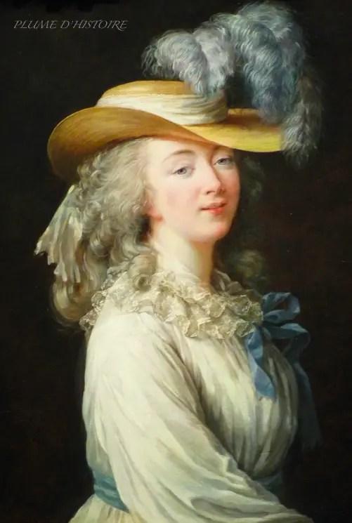 Jeanne Du Barry peinte en 1781 par Vigée Le Brun