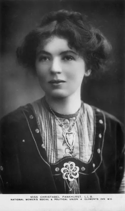 Miss Christabel Pankhurst