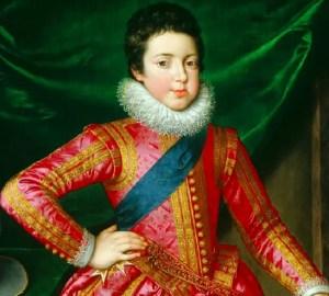 Louis XIII musicien