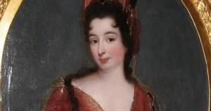 Gabrielle, sœur de la Montespan et marquise de Thianges