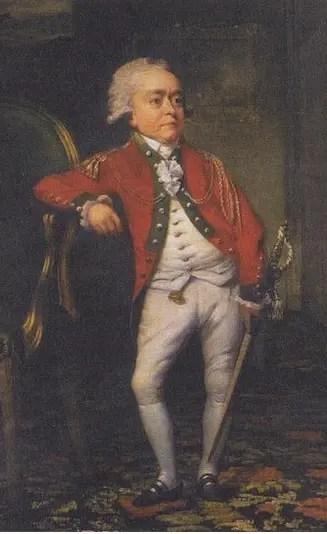 Joujou en 1782 par Philip Reinagle