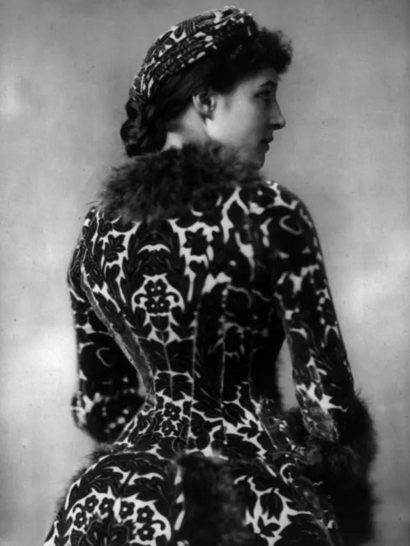 Lillie Langtry en 1882