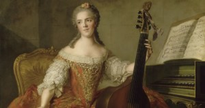 Mesdames de France musiciennes