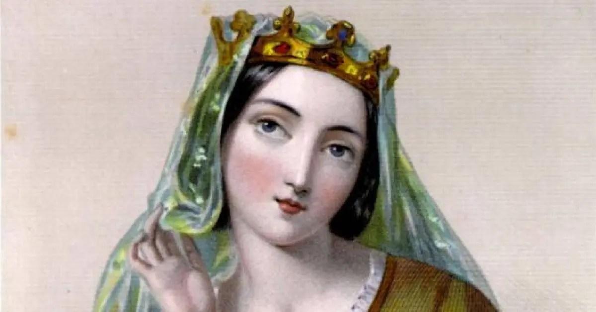 Isabelle d'Angoulême, épouse de Jean Sans Terre