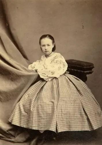 Sofia Perovskaïa en 1863