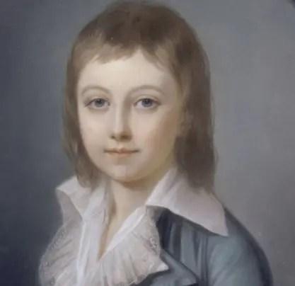 Louis XVII, de Hélène Becquet