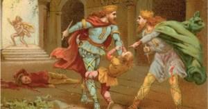 L'assassinat des petits-fils de Clovis