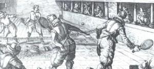 Jeu de paume : roi des sports et sport des rois