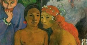Les Polynésiennes de Gauguin, muses érotiques