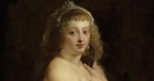 Hélène Fourment, épouse et muse de Rubens