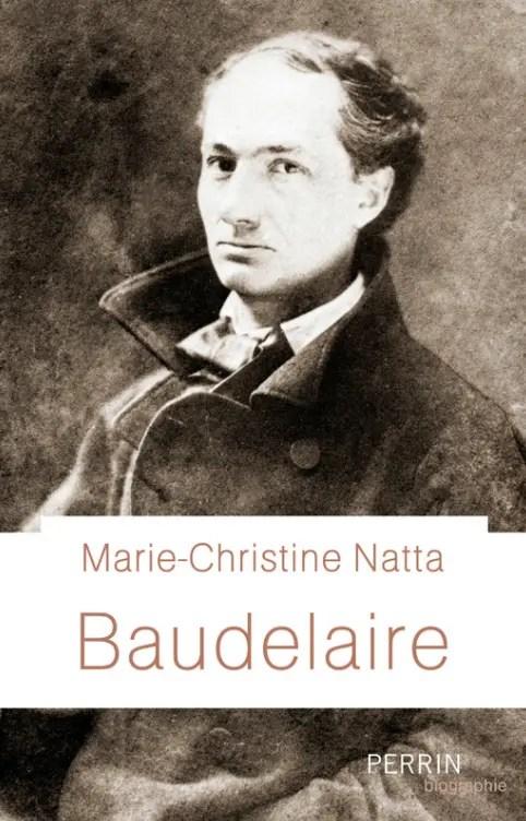 Baudelaire par Nadar